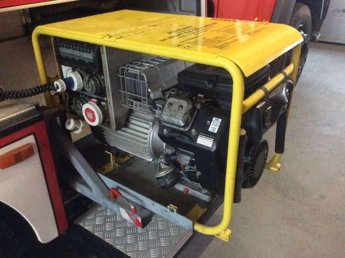 Towable Generators for commercial and industrial use