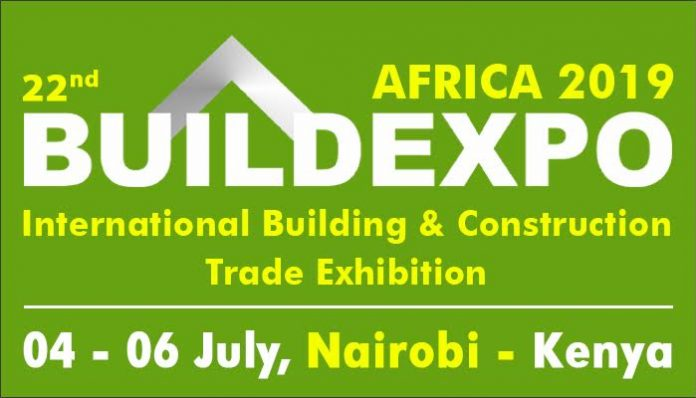 The 22nd Buildexpo Africa