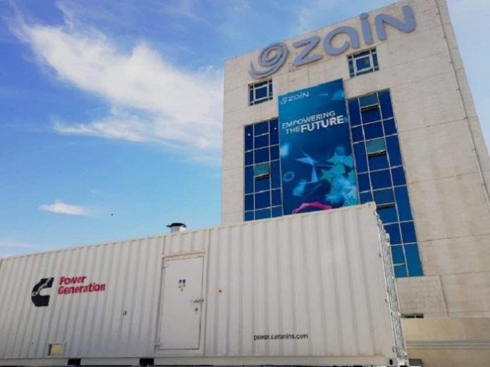 Cummins supplies complete power solution to Zain Jordan