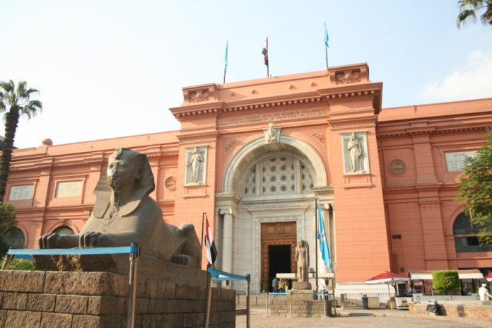 Egyptian Museum in Tahrir to receive a US $3.4m revamp