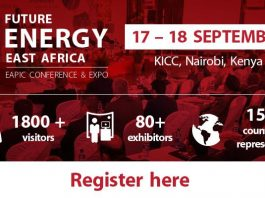 The 2019 Future Energy East Africa