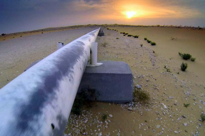 Egypt, Israel to construct US $15bn natural gas pipeline in Sinai