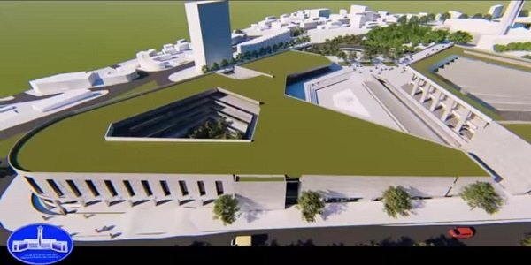 Construction of Adwa Center in Ethiopia begins