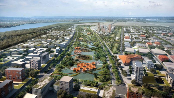 Construction of US $249m Alaro City in Nigeria on track
