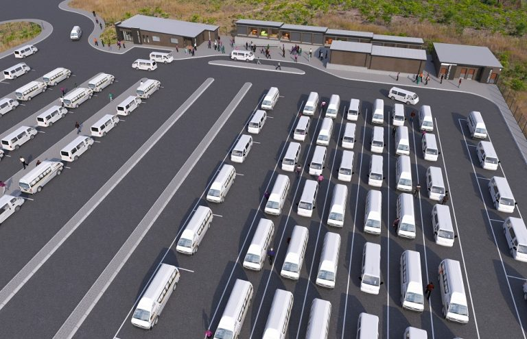 South Africa to begin construction of Centurion taxi rank