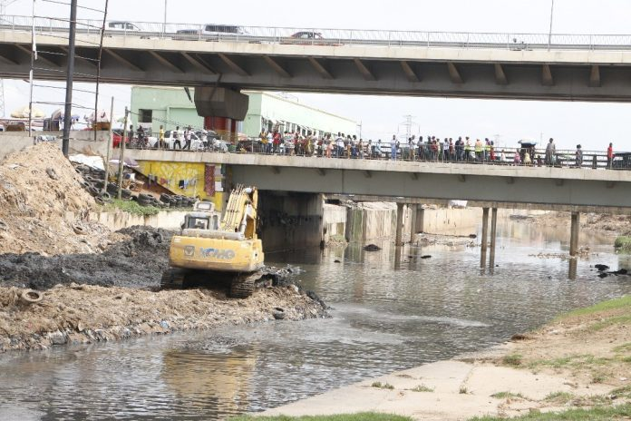 Ghana to reconstruct Odaw River drain