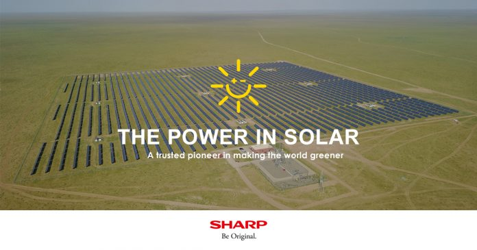 Sharp Corporation eyeing solar business in Africa