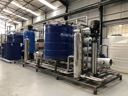Top water treatment plant manufacturers in the world
