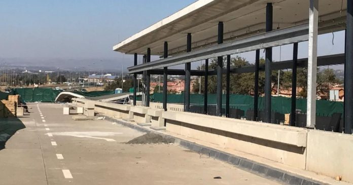 Rustenburg Rapid Transport system in South Africa nears completion