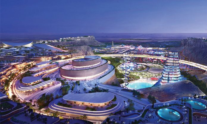 World's largest entertainment city to open to the public in 2022