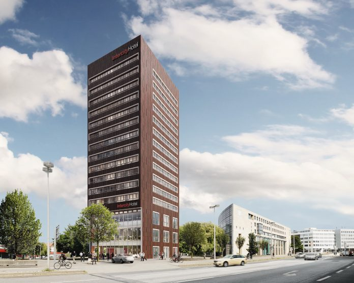 Pentagonal InterCity Hotel Hannover Ost to be completed in early 2020
