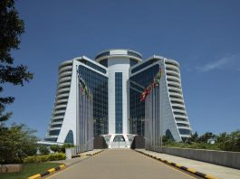 Uganda launches construction of the Inspectorate of Government Towers