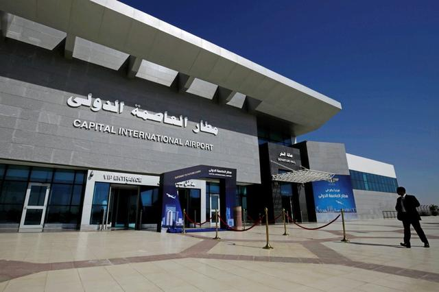 Egypt starts pilot operation on the new administrative capital airport