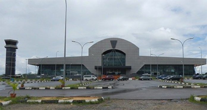 new Instrument Landing System at Asaba Airport