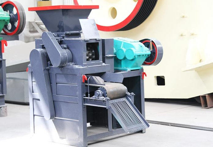 Role of briquette machine in the construction industry