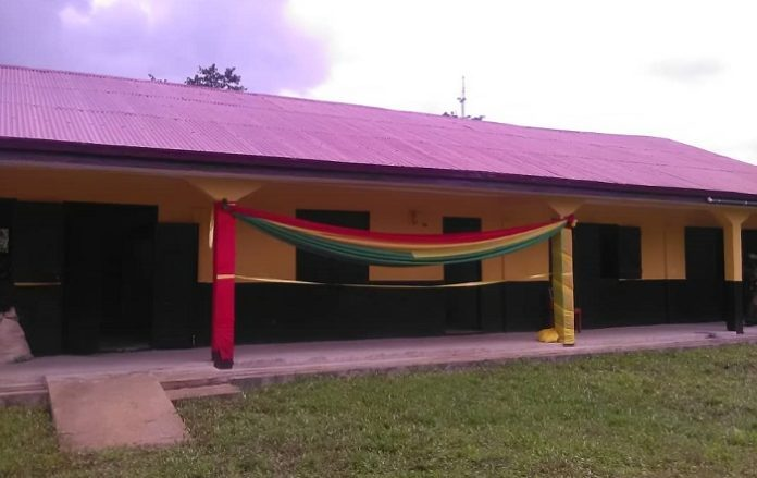 Ghana's Amenfi East Assembly commissions three projects