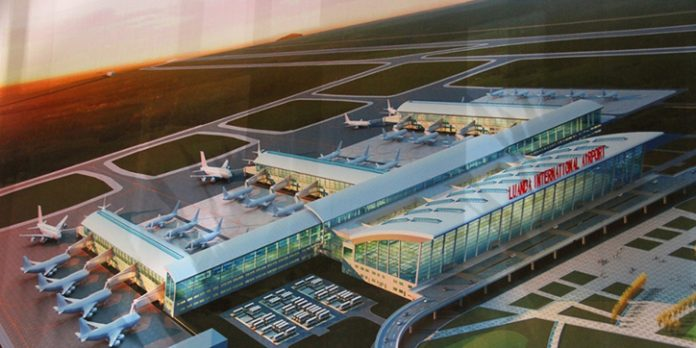 New International Airport in Angola