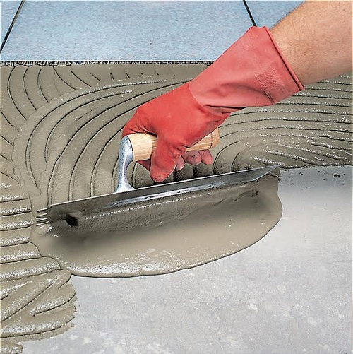 Mapei releases a new fast-setting tile adhesive and smoothing compound