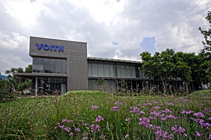 Voith launches on-site machining and service tools capabilities for Southern Africa