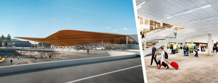 Peikko's DELTABEAM® chosen for Helsinki Airport Terminal 2 expansion
