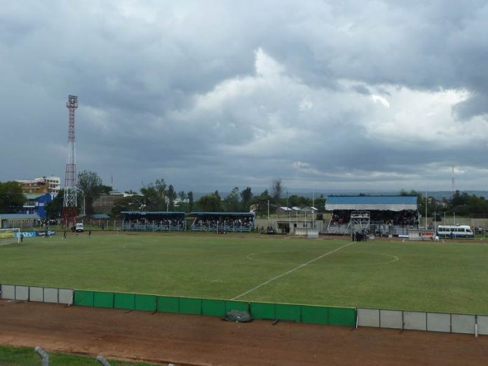 Stadium upgrade in Kenya