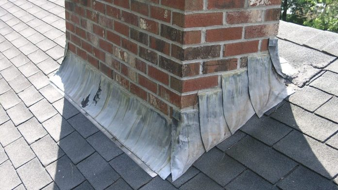 Importance of roof flashing in construction