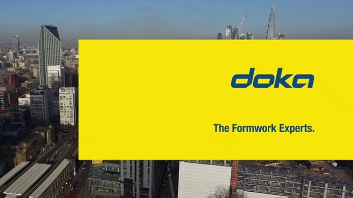 Doka GmbH signs a new African distribution deal