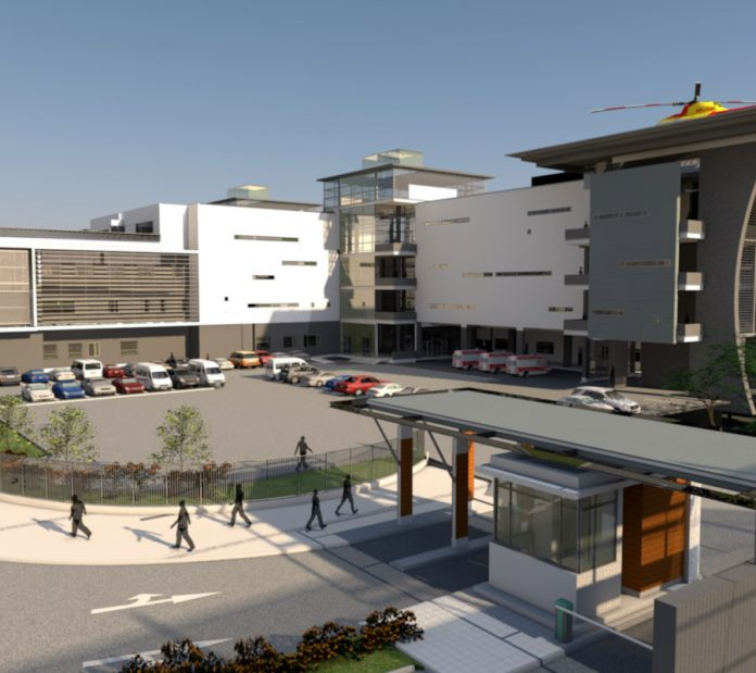 Construction of US $197m Dr Pixley Hospital in South Africa nears completion