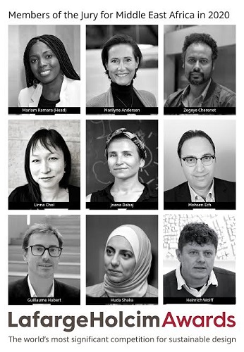 Mariam Kamara to head LafargeHolcim Awards jury for Middle East Africa in 2020