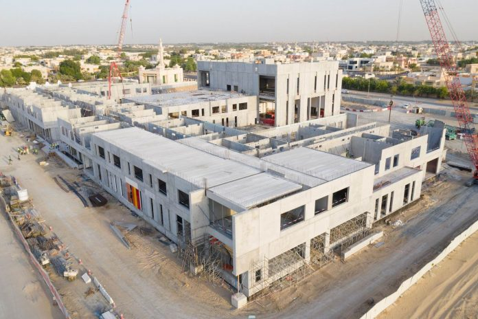 Modern precast and modular construction