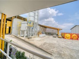 Sika Commissions New Mortar Factory in Cameroon
