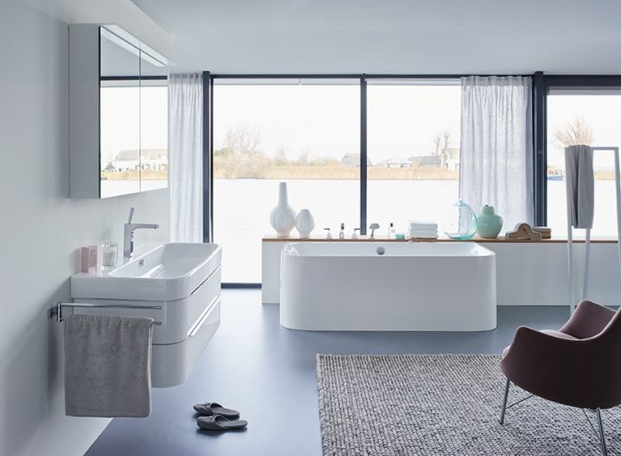 sieger design and Duravit celebrates 20th anniversary of the Happy D series