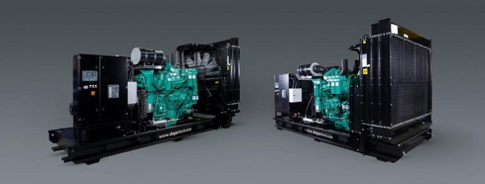 Generators as a form of backup power in Africa