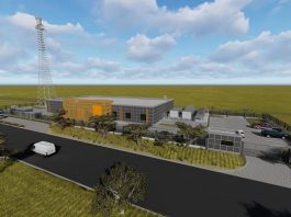 Concor Builds World Class Data Centre for Orange Botswana