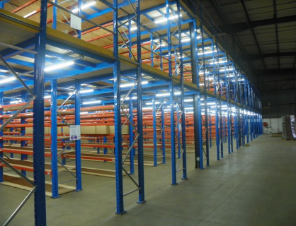 Top shelving and racking companies