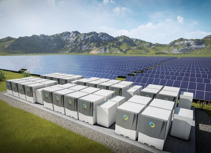 world's largest solar battery plant