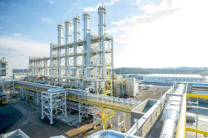 WACKER launches a Pyrogenic Silica production plant in the USA