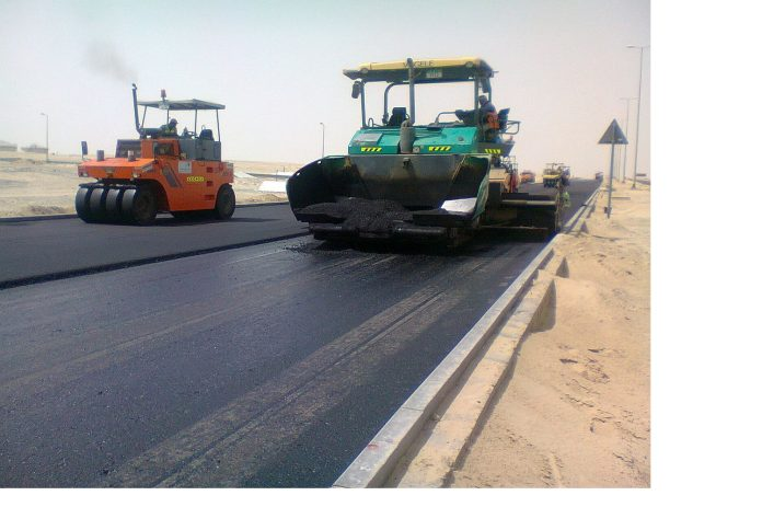 Roads construction Nigeria