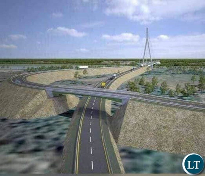 The Kasomeno–Mwenda toll road and Luapula Bridge project
