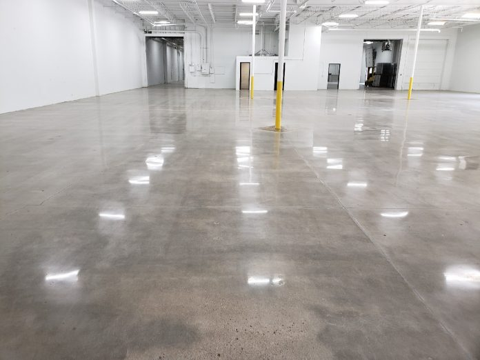 Top concrete flooring companies