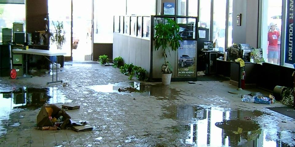 Water Damage Restoration Services Irvine