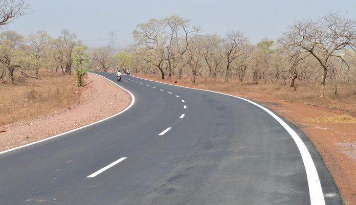 Nigeria commissions road network in Ilara-Mokin Ondo State