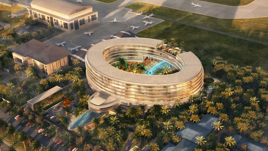 Hilton Lagos Airport Hotel In Nigeria To Open In 2023