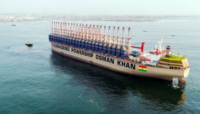 Ghana commissions first indigenous gas for Karpowership