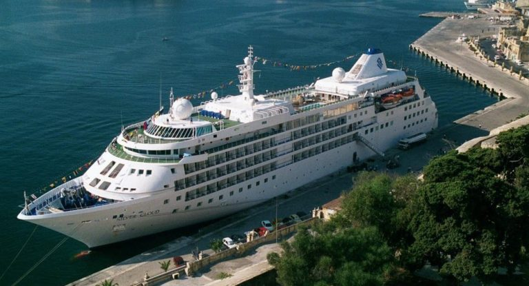 Construction of US $3.5m cruise ship terminal in Kenya complete.