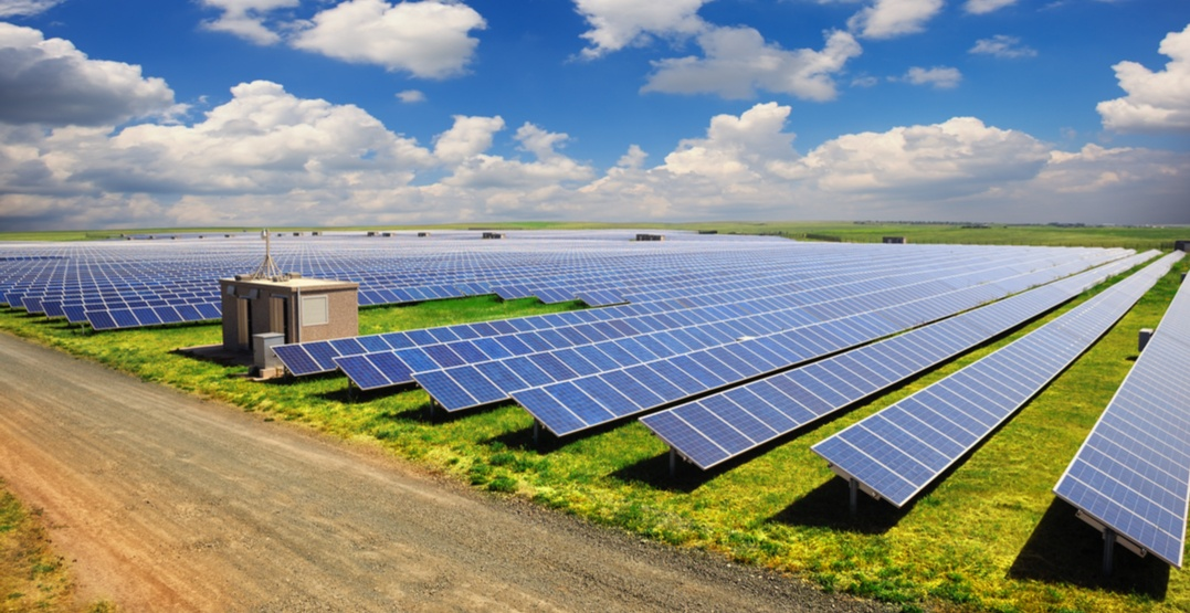 Kenya Builds First Solar Powered Farm That Turns Ocean