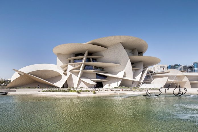The National Museum in Qatar: An organic all-embracing work of art
