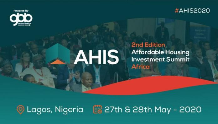 The Affordable Housing Investment Summit: 27th - 28th May
