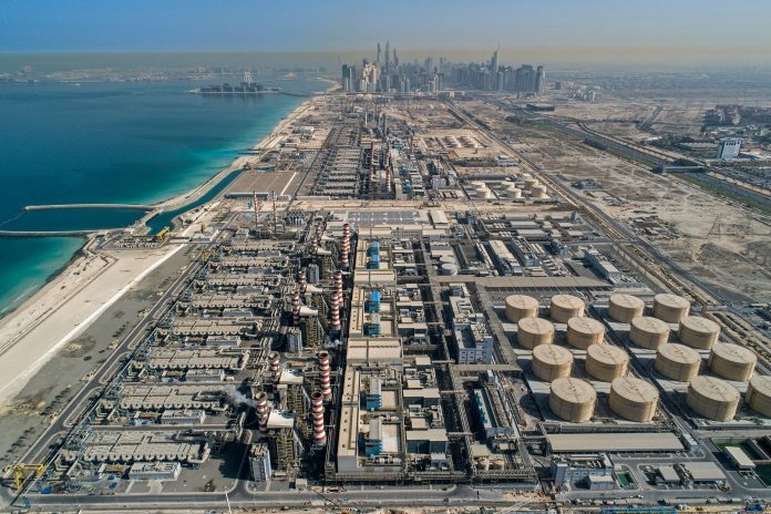 Desalination plants powered by renewable energy to be built in Egypt