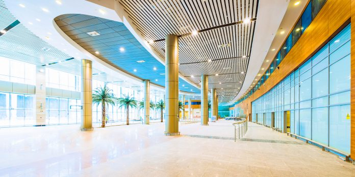 Al Dhabi False Ceilings Co.; Leaders in quality contracting and false ceilings